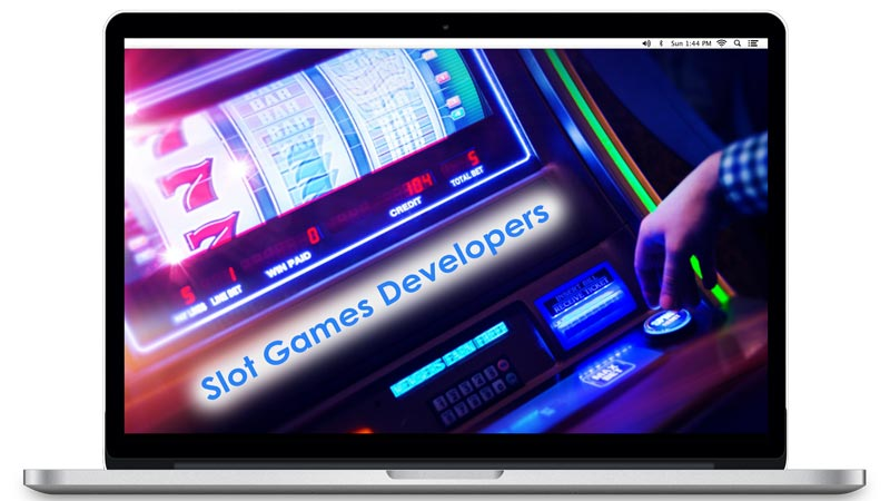 Top 5 New Slot Games Developers in The World 2021